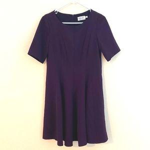 Eliza J Purple Dress